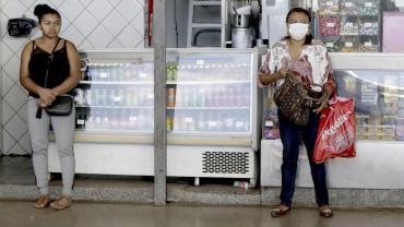 Brasil registra 240 muertes por coronavirus y casi 7.000 casos
