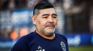 En plena cuarentena, Maradona pidió crear fondo para ayudar económicamente a planteles del ascenso