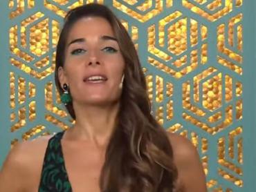 Juana Viale se disculpó tras preguntar si Alberto Fernández terminará su mandato