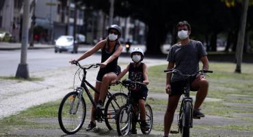 Coronavirus en Brasil: reportan 67 muertos en un día y los fallecidos suman 553, con más de 12.000 casos