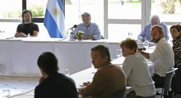 Coronavirus en Argentina: reuniones en Olivos para definir extensión de cuarentena hasta mayo