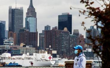 Coronavirus: Nueva York reportó 711 nuevas muertes y suma más de 7.000 muertos