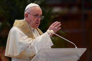 Papa Francisco en Misa de Pascua: