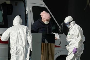 Coronavirus en el mundo: OMS confirmó que hay más de 110.000 muertos