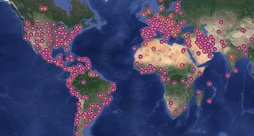 Coronavirus en el mundo: 131 millones de contagios y 2,85 millones de muertes