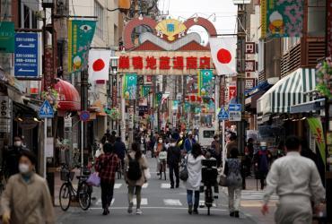 Coronavirus: aseguran que podrían morir 400.000 personas en Japón si no toman medidas