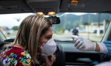 Coronavirus: según OMS, Brasil ya no tiene aumento