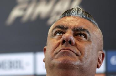 AFA: Tapia confirmó que la temporada del fútbol argentino se dará por finalizada y no habrá descensos