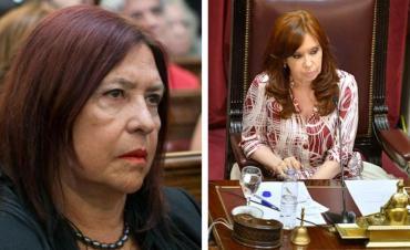 """Cristina Kirchner: """"Escuché cómo la jueza Figueroa contó presiones que recibió del gobierno de Macri en la causa memorándum de Irán"""""""