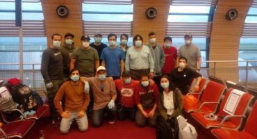 Coronavirus: argentinos varados en Andorra lograron regresar a Villa La Angostura