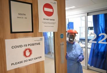 Coronavirus: con más de 32.000 muertes, el Reino Unido ya es el epicentro en Europa
