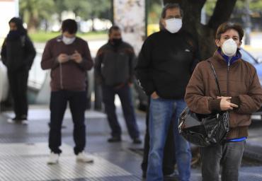 Coronavirus en Argentina: 273 muertos, 188 nuevos casos y un total de 5.208 infectados