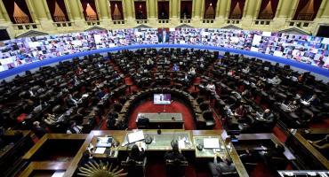 Diputados probó sistema de sesiones mixtas y lo estrenaría el sábado con plenario