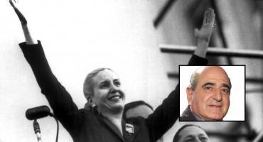 101° aniversario del nacimiento de Evita