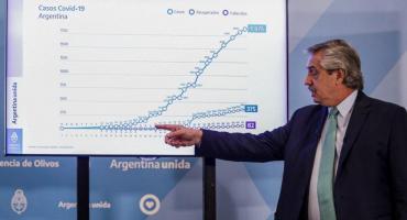 Alberto Fernández respondió con dureza a críticas del macrismo por su plan frente a la pandemia
