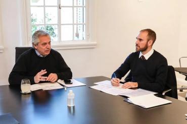 Alberto Fernández dispuesto a si o si acordar por canje de deuda