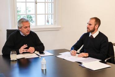 Las claves de la negociación secreta entre Guzmán y los bonistas para lograr acuerdo por deuda