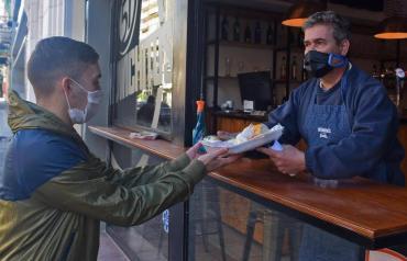 Coronavirus: habilitaron la apertura de bares y restaurantes en Mendoza, Salta y Jujuy