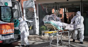 Coronavirus en Argentina: 24 muertes y 255 nuevos contagios, son 353 los fallecidos en el país