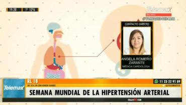 Semana mundial de la Hipertensión arterial: ¿cuáles son los factores de riesgo?