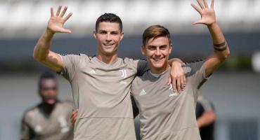Juventus, cerca de lograr las renovaciones de Dybala y Cristiano Ronaldo