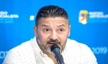 """Gustavo Menéndez: """"Las decisiones del presidente fueron acertadas porque se priorizó la vida por sobre la economía"""""""