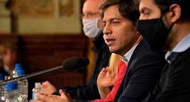 Gobierno bonaerense extiende la negociación con acreedores hasta el 31 de julio