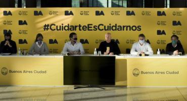 """Aislamiento en la Ciudad: Gobierno porteño definirá """"jueves o viernes"""" si da marcha atrás con las salidas recreativas"""