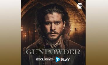 GUNPOWDER y FALSE FLAG, dos opciones de series imperdibles por Telecentro Play