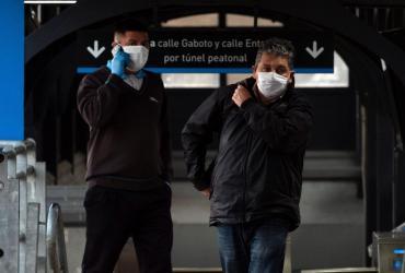 """Infectólogo asesor del Gobierno sobre coronavirus: """"El pico será posiblemente en tres o cuatro semanas"""""""