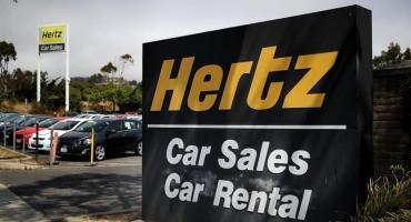 Por la pandemia de coronavirus, Hertz se declaró en bancarrota