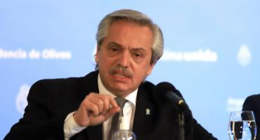 Alberto Fernández habló sobre intervención de Vicentin y decisión de LATAM de dejar de operar en el país