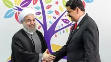 """Irán amenazó a EE.UU. con represalias si tanqueros con combustible no llegan a Venezuela: """"Estarán en problemas"""""""