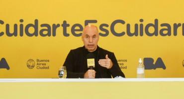 Alarma en Gobierno porteño: dos colaboradores de Rodríguez Larreta dieron positivo, mandaron hisopado al gabinete