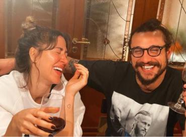 Jimena Barón se puso un body súper sexy para cenar con Daniel Osvaldo
