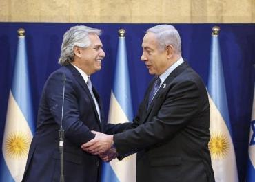 Alberto Fernández habló con Netanyahu e Israel puso científicos a disposición para trabajos conjuntos