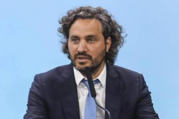 Santiago Cafiero criticó las protestas contra cuarentena por coronavirus: