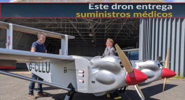 VIDEO: Dron llamado