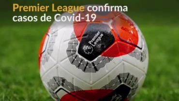 VIDEO: Premier League confirmó 6 positivos en test de COVID-19