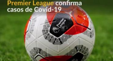 VIDEO: Premier League confirmó 6 positivos en test de COVID-19