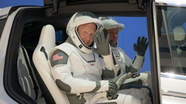 SpaceX: quiénes son Doug Hurley y Bob Behnken, los astronautas de la NASA en el Crew Dragon
