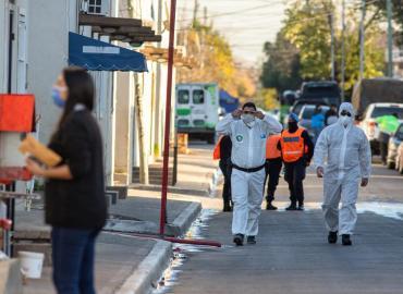 Coronavirus en Villa Azul: se detectaron 23 nuevos casos y ya hay 196 contagiados