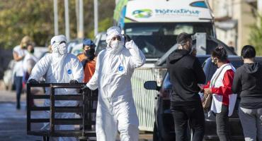 Coronavirus en Argentina: récord absoluto de 769 contagios y 8 muertes en solo 24 hs., hay 508 fallecidos en el país