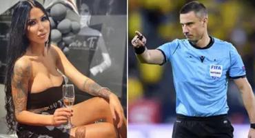 Escándalo con un árbitro de Champions League que fue detenido en una fiesta con armas y drogas