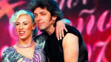 """Abigail Pereira, la ex compañera de Gustavo Guillén en el """"Bailando"""" se despidió de él: """"Este hombre me devolvió las ganas de vivir"""""""