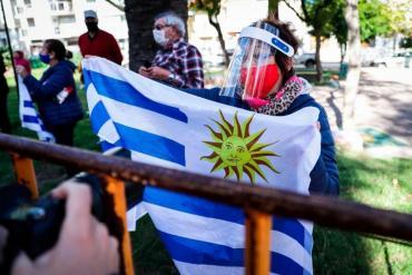 Coronavirus en Uruguay: exitosa estrategia para contener la pandemia sin cuarentena obligatoria