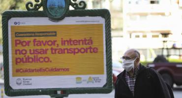 Coronavirus en Argentina: confirman cuatro nuevas muertes y el número de fallecidos asciende a 524