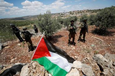 Tensión en Medio Oriente: la policía israelí mató por error a un palestino con discapacidad