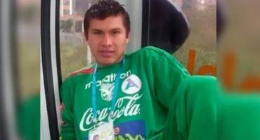 Murió Deibert Franz Roman Guzmán, el primer futbolista víctima de coronavirus