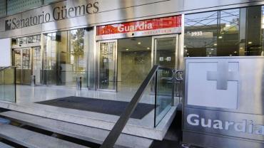 Coronavirus en Sanatorio Güemes: 36 empleados están contagiados y otros 47 en aislamiento